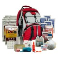 Five Day Emergency Survival Kit for One Person. Giving an individual everything they need in order to survive for five days