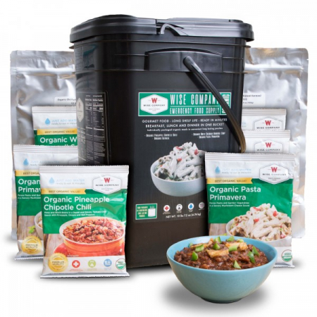 Organic Survival Food - Short Term, Long Term
